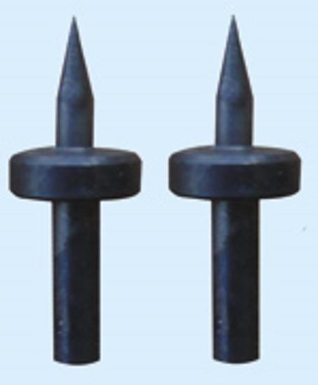 """Lignomat Short Mini-Ligno Pins 3/16"""" - Qty: 6"""