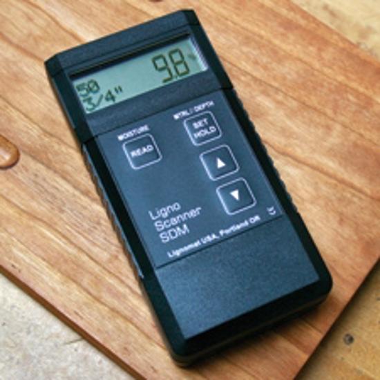 Lignomat Scanner SDM Dual Depth Moisture Meter