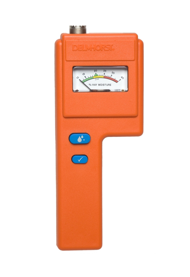 Delmhorst F-6 Analog, 13%-40% Hay Moisture Meter only, no case
