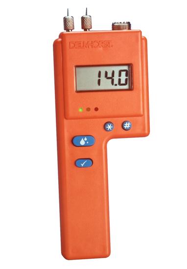Delmhorst BD-2100 Moisture meter with hard case