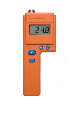 Delmhorst FX-2000/PS Hay Moisture Meter c/w Power Supply & Mtg H/Ware