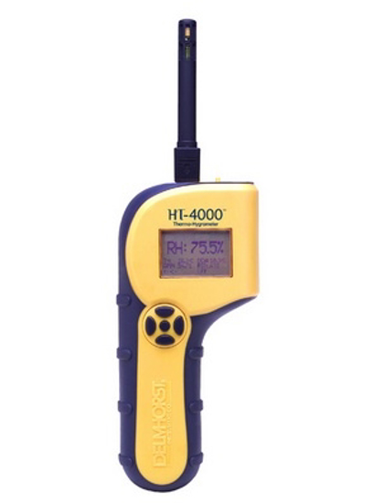 Delmhorst HT-4000 Thermo-Hygrometer