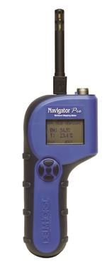 Picture of Delmhorst Navigator Pro Moisture Meter