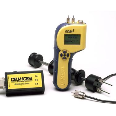 Delmhorst RDM-3 Moisture Meter Plus Package