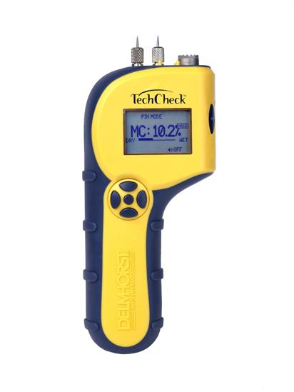 Delmhorst TechCheck PLUS Moisture Meter