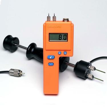 Delmhorst Wood J-2000 Moisture Meter, Hammer Electrode Package