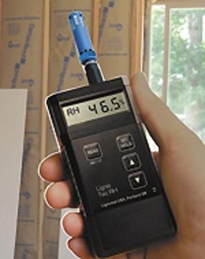 Lignomat Ligno-Tec Relative Humidity Meter Thermohygrometer
