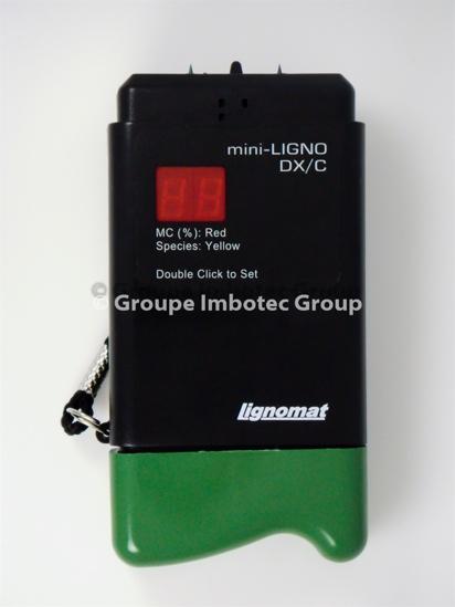 Lignomat Mini Ligno DX/C Pin Moisture Meter