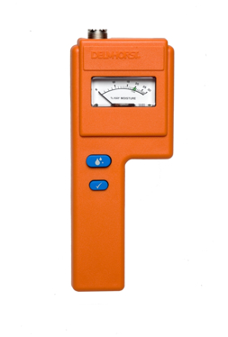 Delmhorst F-6/6-30 Analog, 6%-30% Hay Moisture Meter only, no case