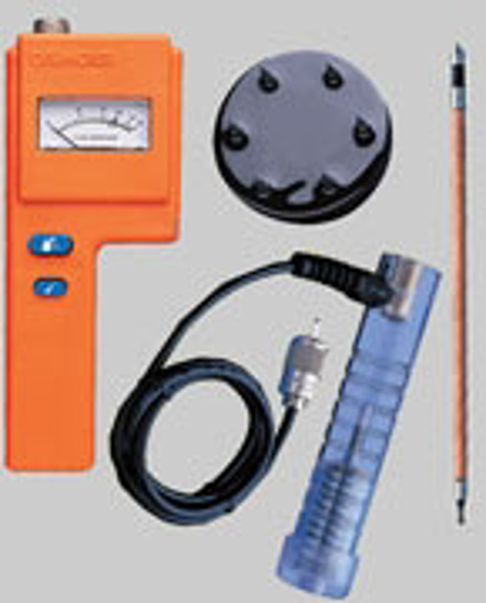Delmhorst F-6/6-30, 6%-30% Hay Moisture Meter, H-4, 830-2, 831, case Deluxe Package