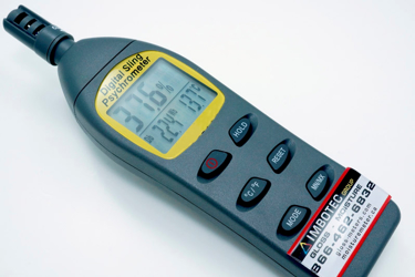 Picture of MIZA Digital Hygrometer Psychrometer