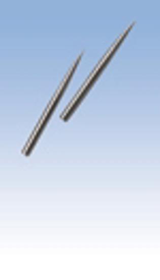 "Delmhorst Pins 26-ES, 26-ED, 22-E 1/2"" non-insulated Pins (6) for the electrode"