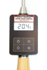 "Picture of MIZA Hay & Straw Moisture Meter 40""  (100cm) with Temperature Reading"