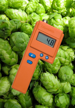 Picture of Delmhorst F-2000/H Hops Moisture Meter