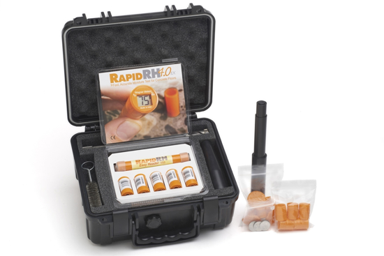 Wagner Rapid RH 4.0® EX Complete Starter Kit in Celsius