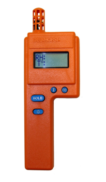 Delmhorst HT-3000 Thermo-Hygrometer