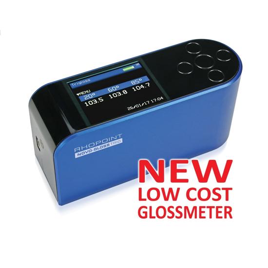 NovoGloss Trio Glossmeter
