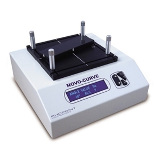 NovoCurve Gloss Meter for Curved Surfaces