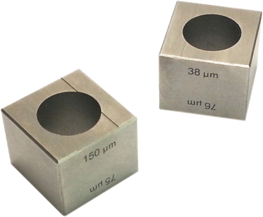 Picture of Cube Applicator  75 µm and 150 µm