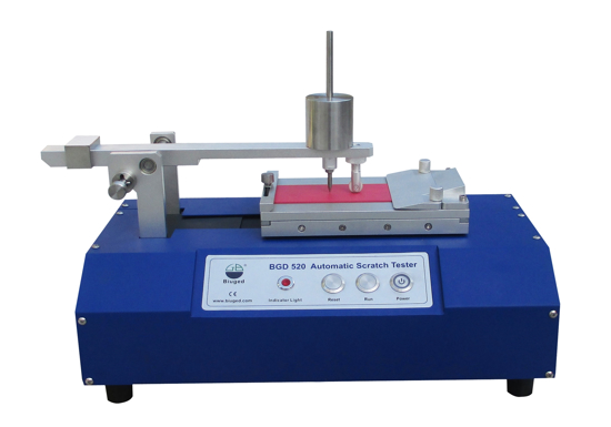 Picture of Automatic Scratch Tester - Constant-load