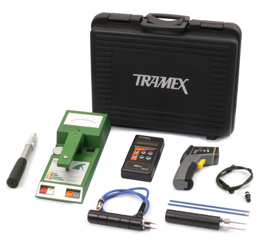 Tramex EIFS External Insulation Finishing Systems Inspection Kit