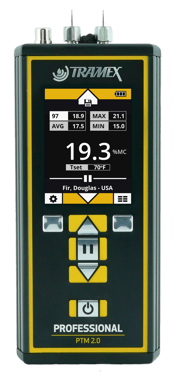 Picture of Tramex PTM 2.0 Professional Pin Wood Meter
