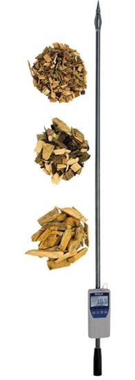 Merlin EVO-CHIPS Wood Chips Moisture Meter