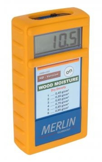 Merlin HM8-WS1 Veneer Wood Moisture Meter for N.A Species
