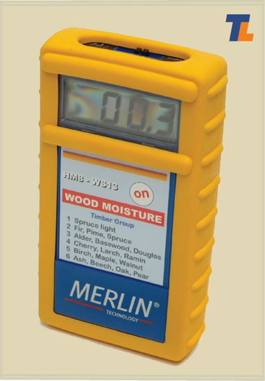 Picture of Merlin HM8-WS13 HD Moisture Meter