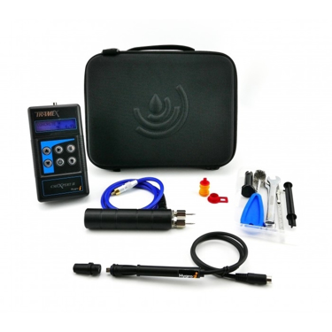 Flooring Inspection EZ Kit - incl; CMEX2, HIPP1-IE, Hand Probe, 6 Hole Liners