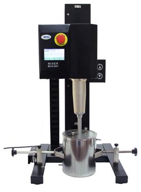 Laboratory Mixer 1.5 HP Auto Lift