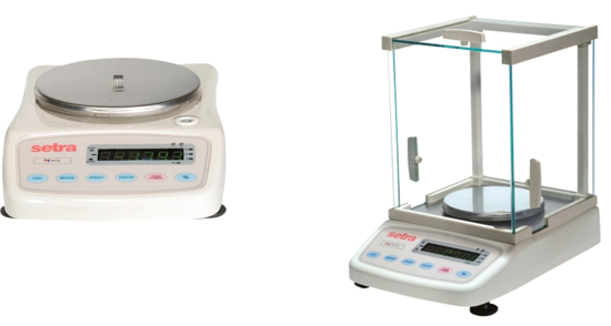 Precision Electronic Scale 4,100g