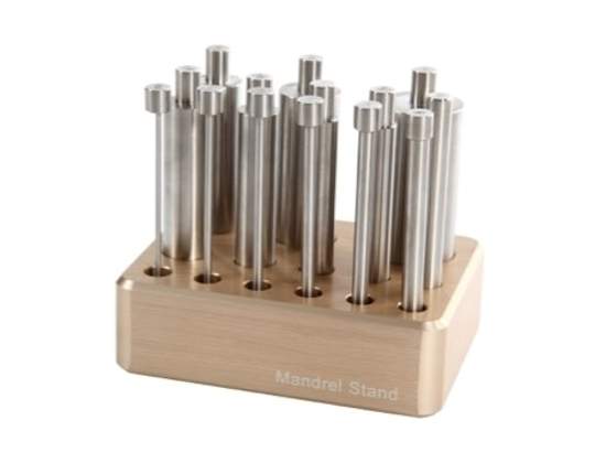 Stand for all Mandrels for Bend Tester