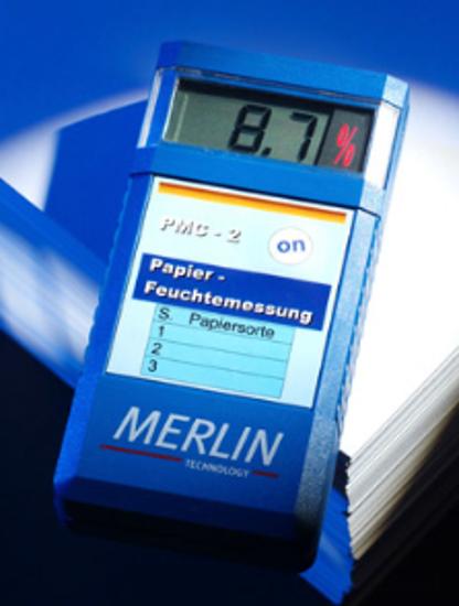 Merlin Paper Moisture Meter