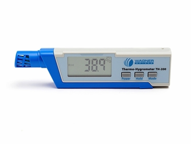 Wagner TH-200 Thermo-Hygrometer