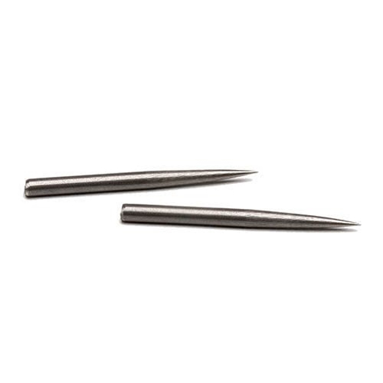 """Delmhorst Non-Insulated Contact Pins for the 26-ES or 26-ED, 22-E (7/16"""" Penetration) Pack of 24"""