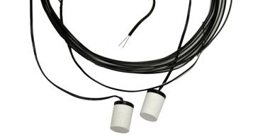 Delmhorst Gypsum Sensor Blocks with 6 ft. Leads  for KS-D1 Soil Moisture Meter (Pack of 10)