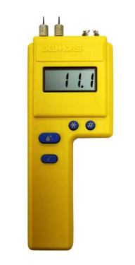 Delmhorst P-2000 Paper Moisture Meter with 2 Hand Probe Case