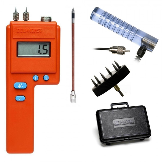 Delmhorst Digital Hops Meter Package