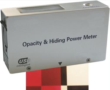 Opacity Meter/ Intelligent Reflectometer