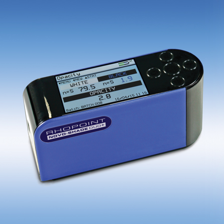 Picture for category Rhopoint Gloss Meter Calibration