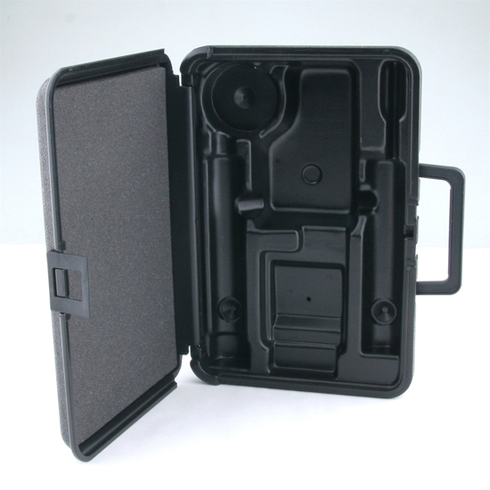 Delmhorst Square Carrying Case for Meter Packages for (2) 21-E & Hay Meter