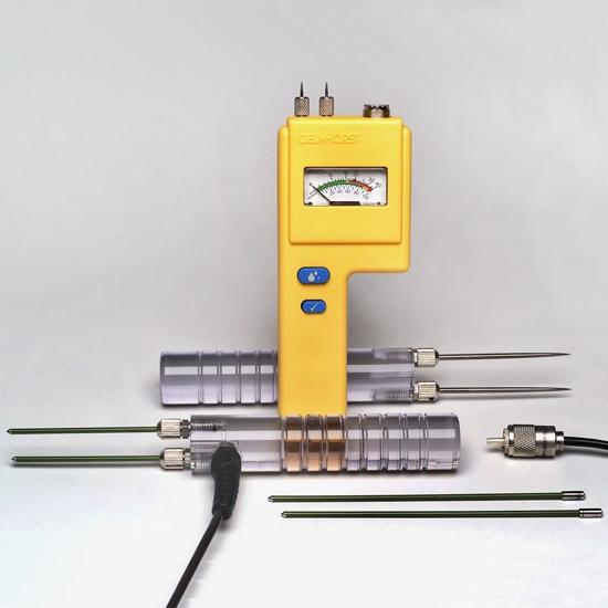 Delmhorst BD-10 Moisture Meter, EIFS Package
