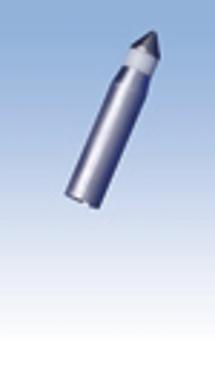 Delmhorst Granular Material Sensor for TM-100