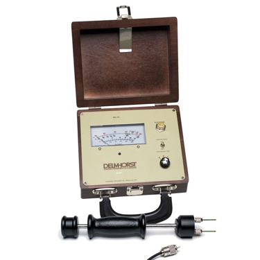 Delmhorst RC-1E Industrial Moisture Meter Package