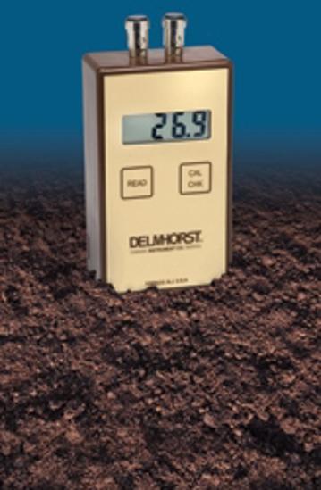 Delmhorst Soil KS-D1 Moisture Meter