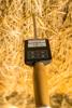 "MIZA Hay & Straw Moisture Meter 40"" (100cm) with Temperature Reading"