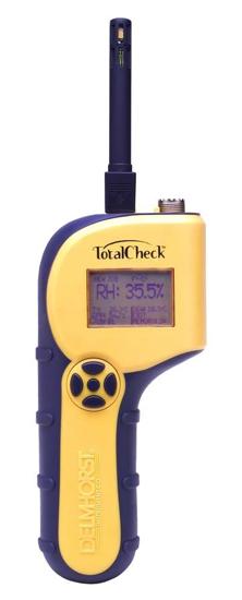 Delmhorst TotalCheck Moisture Meter