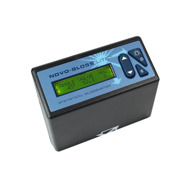 NovoGloss Lite 45° Single Angle Gloss Meter