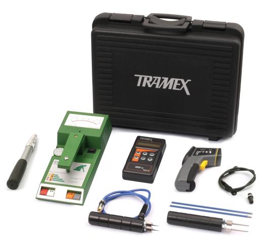 Tramex EIFS External Insulation Finishing Systems Inspection Kit